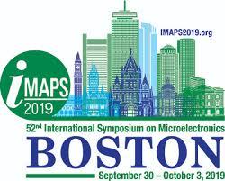 IMAPS 2019 logo