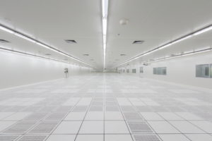 Allegro MicroSystems Thailand cleanroom